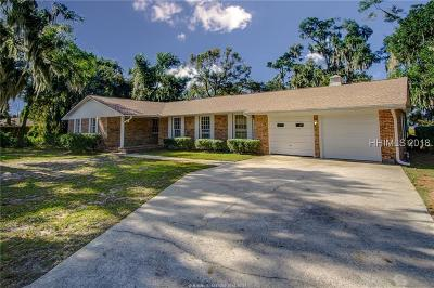 Shell Point Single Family Home For Sale: 2000 Broad River Drive
