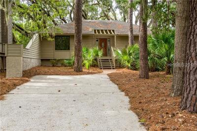 Hilton Head Island Single Family Home For Sale: 69 Lawton Road
