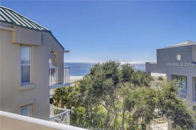Hilton Head Island Condo/Townhouse For Sale: 77 Ocean Lane #517
