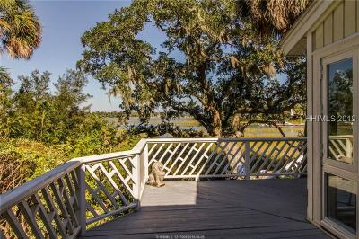 Hilton Head Island Single Family Home For Sale: 82 Crosstree Drive