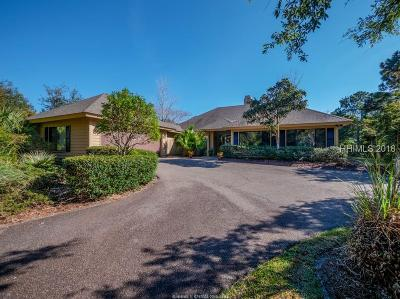 Hilton Head Island Single Family Home For Sale: 9 Claire Drive