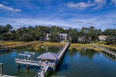 Hilton Head Island SC Single Family Home For Sale: $2,195,000
