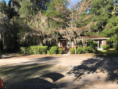 Old Town Bluffton Single Family Home For Sale: 14 Lawrence Street