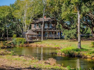 Hilton Head Island Single Family Home For Sale: 170 Dillon Rd