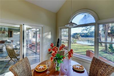 Bluffton Single Family Home For Sale: 55 Buck Point Road