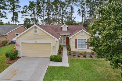 Hilton Head Island, Bluffton Single Family Home For Sale: 30 Devant Drive E
