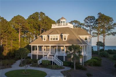Daufuskie Island SC Single Family Home For Sale: $2,995,000