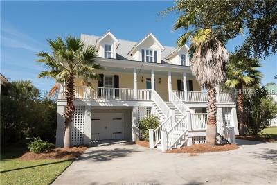 Beaufort Single Family Home For Sale: 82 Petigru Drive