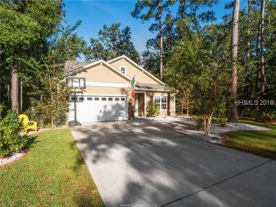 Bluffton, Okatie Single Family Home For Sale: 285 Club Gate