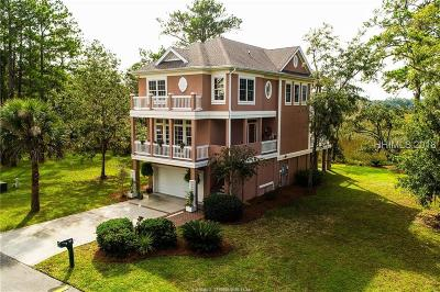 Hilton Head Island Single Family Home For Sale: 33 Sterling Pointe Drive