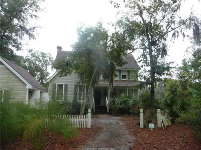 Daufuskie Island SC Single Family Home For Sale: $119,900