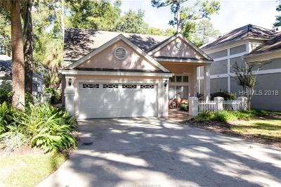 Hilton Head Island Single Family Home For Sale: 2 Sparwheel Lane