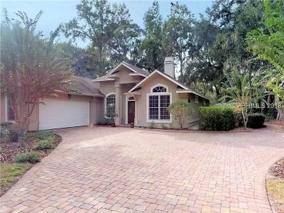 Bluffton, Okatie Single Family Home For Sale: 2 Greenwood Drive