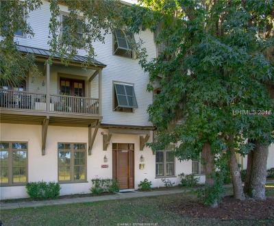 Beaufort Condo/Townhouse For Sale: 154 Cherokee Farms Road #1A