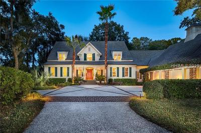 Colleton River Single Family Home For Sale: 16 Inverness Drive