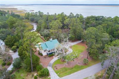 Beaufort Single Family Home For Sale: 231 Old Plantation Drive W