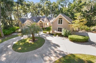 Colleton River Single Family Home For Sale: 29 Magnolia Blossom Drive