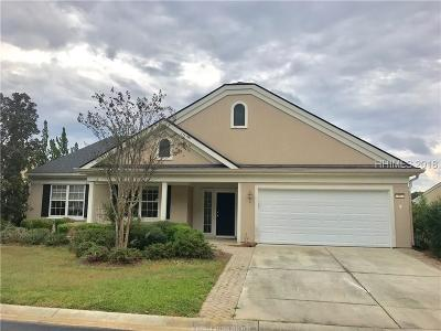 Bluffton, Okatie Single Family Home For Sale: 31 Redtail Drive