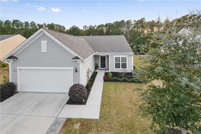 Bluffton SC Single Family Home For Sale: $312,000