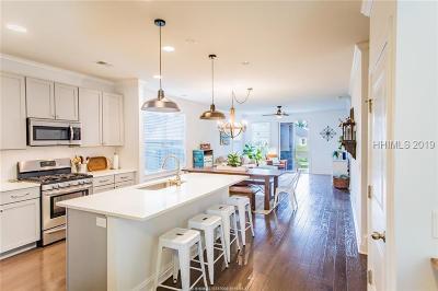 Bluffton, Okatie Single Family Home For Sale: 231 Hulston Landing Road