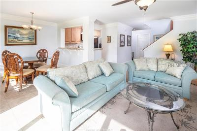 Hilton Head Island Condo/Townhouse For Sale: 60 Carnoustie Road #938