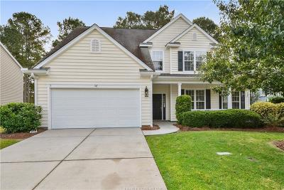 Bluffton Single Family Home For Sale: 116 Pinecrest Circle