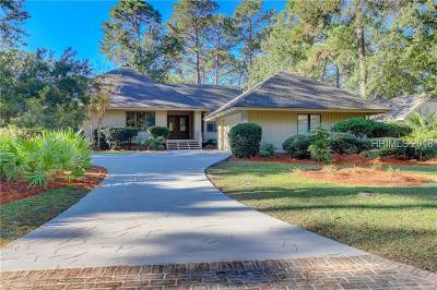 Hilton Head Island Single Family Home For Sale: 26 Newhall Road