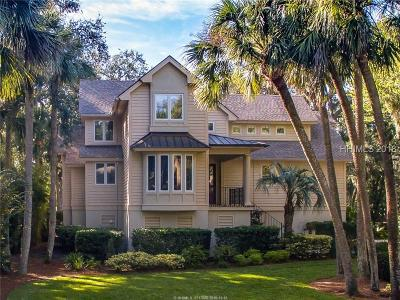 Hilton Head Island SC Single Family Home For Sale: $1,249,000