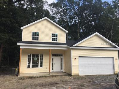 Hardeeville Single Family Home For Sale: 292 Heritage Place Drive