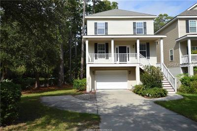 Hilton Head Island Single Family Home For Sale: 3 Gold Oak Drive