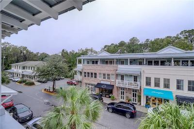 Old Town Bluffton Condo/Townhouse For Sale: 6 Promenade Street #1022