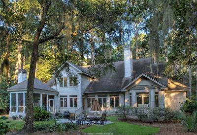 Daufuskie Island Single Family Home For Sale: 3 Wood Duck Court
