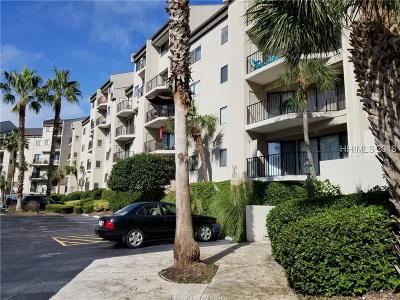 Hilton Head Island SC Condo/Townhouse For Sale: $259,000