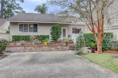 Hilton Head Island Single Family Home For Sale: 285 Moss Creek Drive