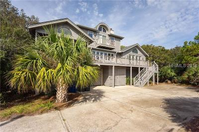 Fripp Island Single Family Home For Sale: 714 Swordfish Road