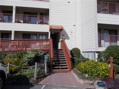 Hilton Head Island SC Condo/Townhouse For Sale: $259,900