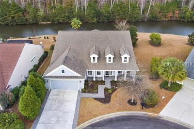 Hilton Head Island, Bluffton Single Family Home For Sale: 57 Raven Glass Lane
