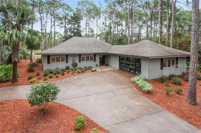 Hilton Head Island Single Family Home For Sale: 13 Misty Morning Drive
