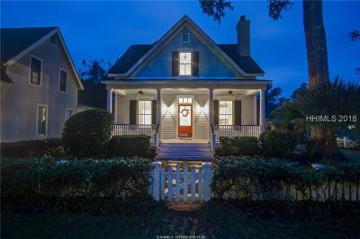 Beaufort Single Family Home For Sale: 5 Grace Park