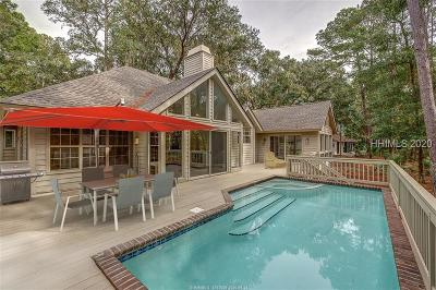 Hilton Head Island Single Family Home For Sale: 41 Governors Road
