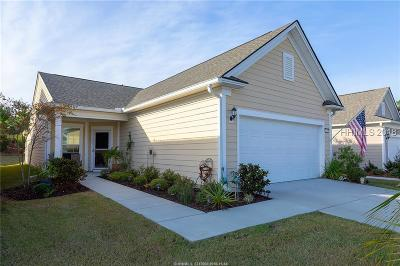 Hilton Head Island, Bluffton Single Family Home For Sale: 2449 Freshwater Lane