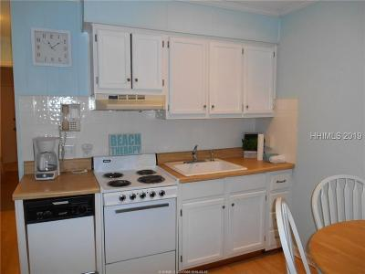 Hilton Head Island SC Condo/Townhouse For Sale: $132,500