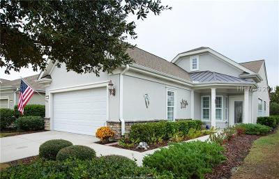 Hilton Head Island, Bluffton Single Family Home For Sale: 71 Spring Beauty Drive