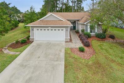 Bluffton Single Family Home For Sale: 112 Coburn Drive W
