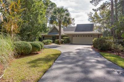 Hilton Head Island SC Single Family Home For Sale: $472,500