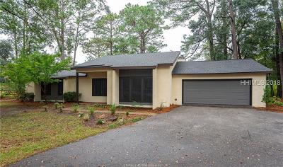 Beaufort Single Family Home For Sale: 657 Sams Point Road