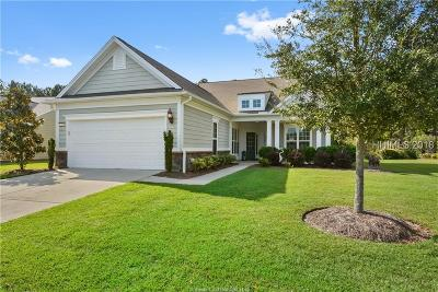Bluffton Single Family Home For Sale: 32 Evening Tide Way