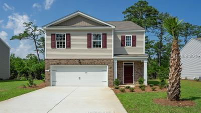 Bluffton Single Family Home For Sale: 22 Spirit Way