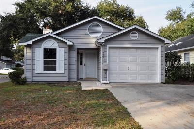 Beaufort Single Family Home For Sale: 940 Oyster Cove Rd