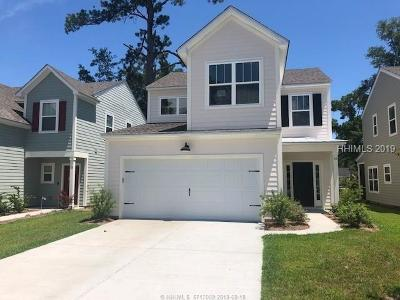Hilton Head Island Single Family Home For Sale: 20 Tansyleaf Drive